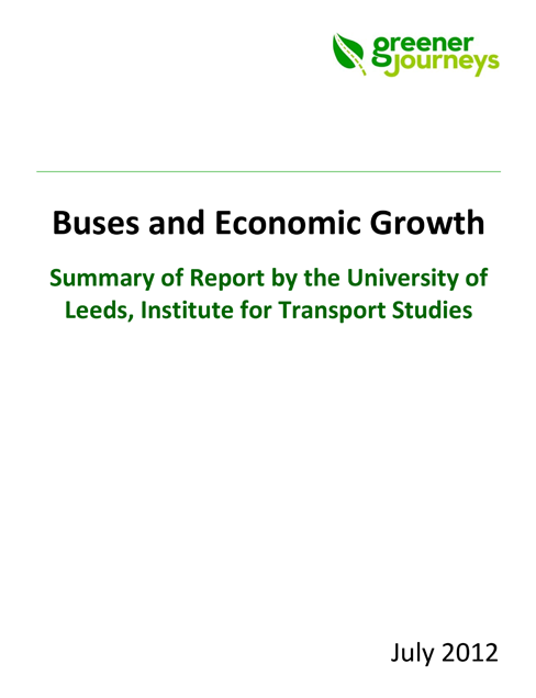 Buses-and-economi-growth-summary