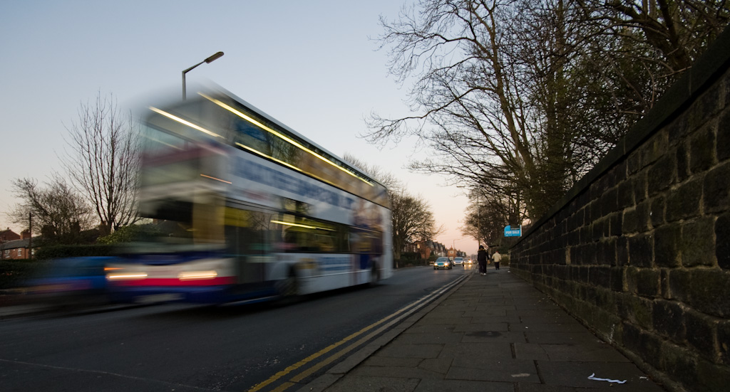 A5 Summary of stats on bus business case