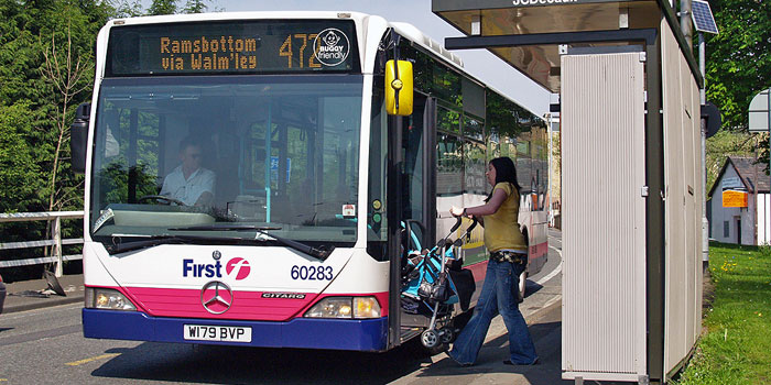 Time for better deal for bus passengers
