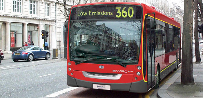 Buses are getting greener and cleaner