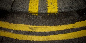 In praise of double yellow lines