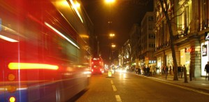 Buses and the Economy II – A surveys of expenditure of visitors to city and town centres