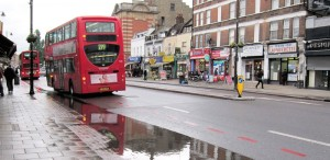Buses & the Economy II – A survey of expenditure of visitors to city and town centres