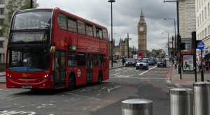 London Bus Westminster