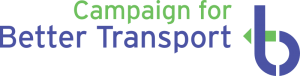 Campaign for Better Transport logo