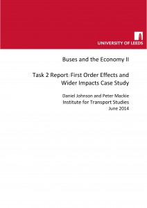 Buses and the Economy II: Task 2 Report