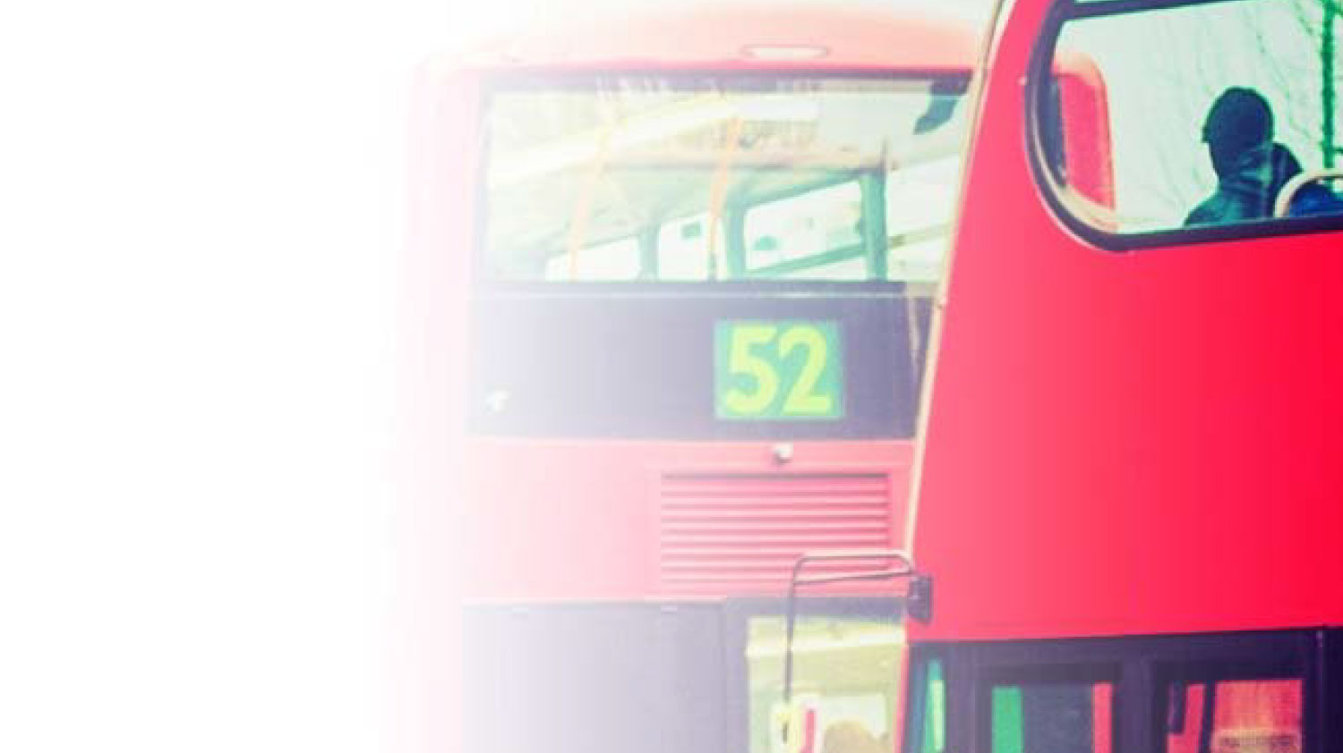 A study of the value of local bus services to society