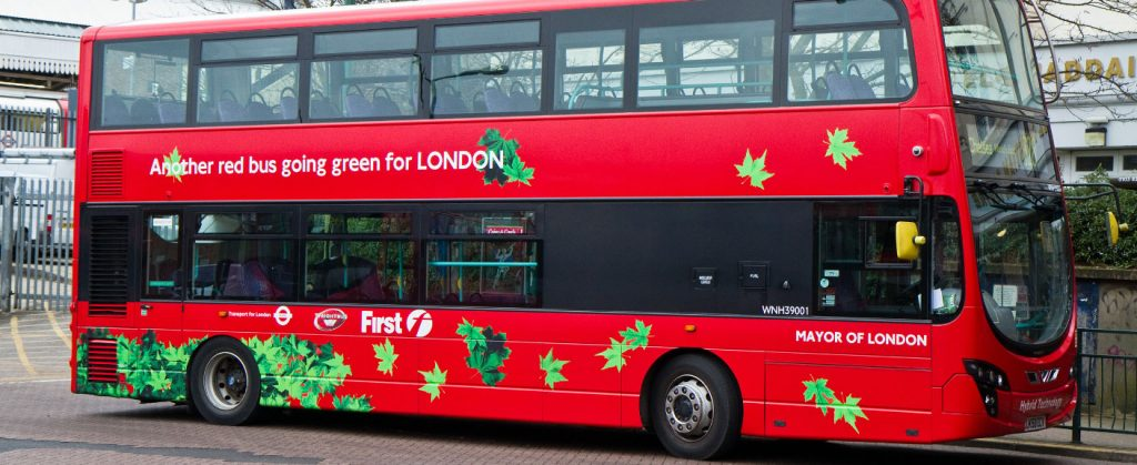 Clean bus revolution cuts emissions by 55,000 tonnes a year