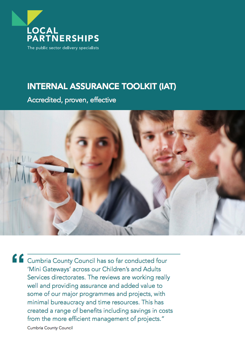 Local Partnerships Internal Assurance Toolkit