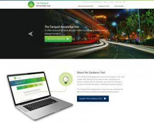 Transport Knowledge Hub Home Page