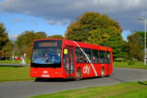 Leave your cars at home for Catch the Bus Week