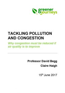 Tackling Pollution and Congestion