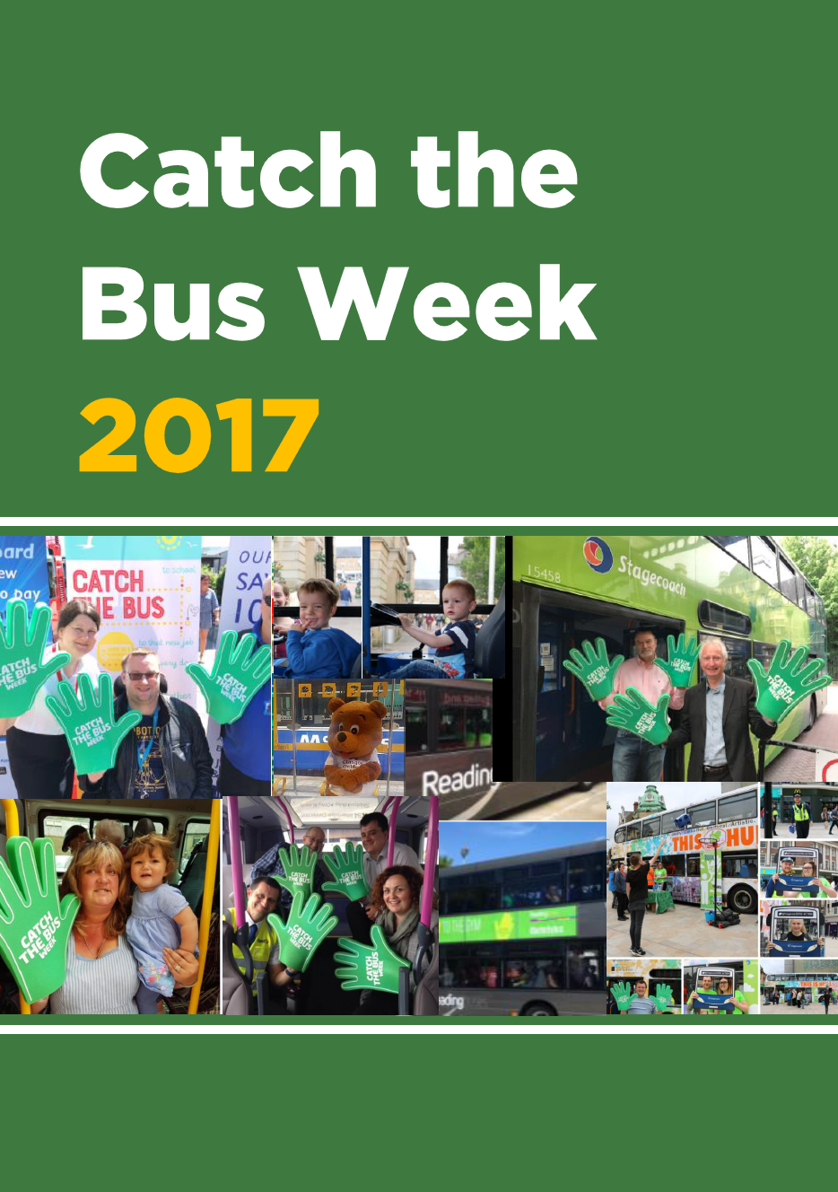 Catch The Bus Week 2017