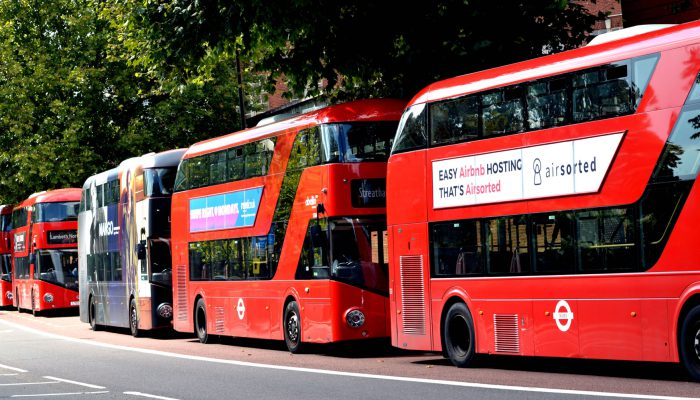 Buses key to solving perfect storm of carbon, congestion and capacity