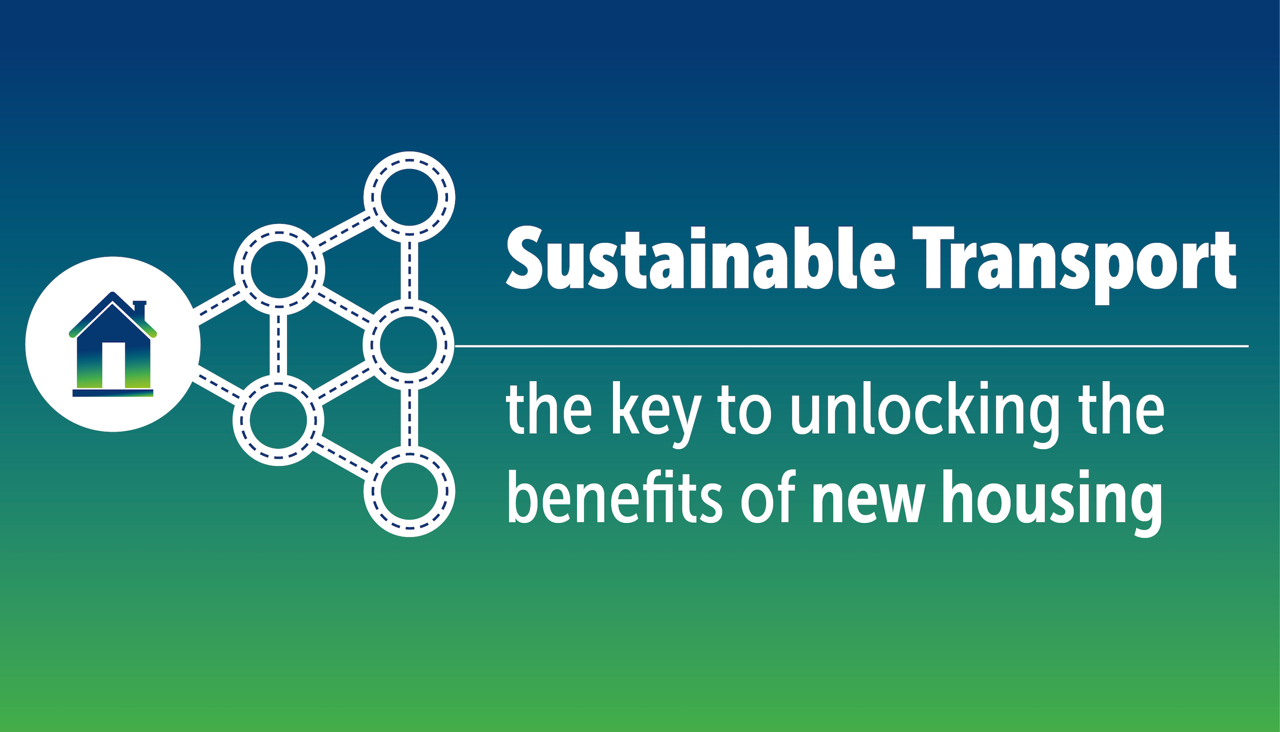 sustainable transport and housing