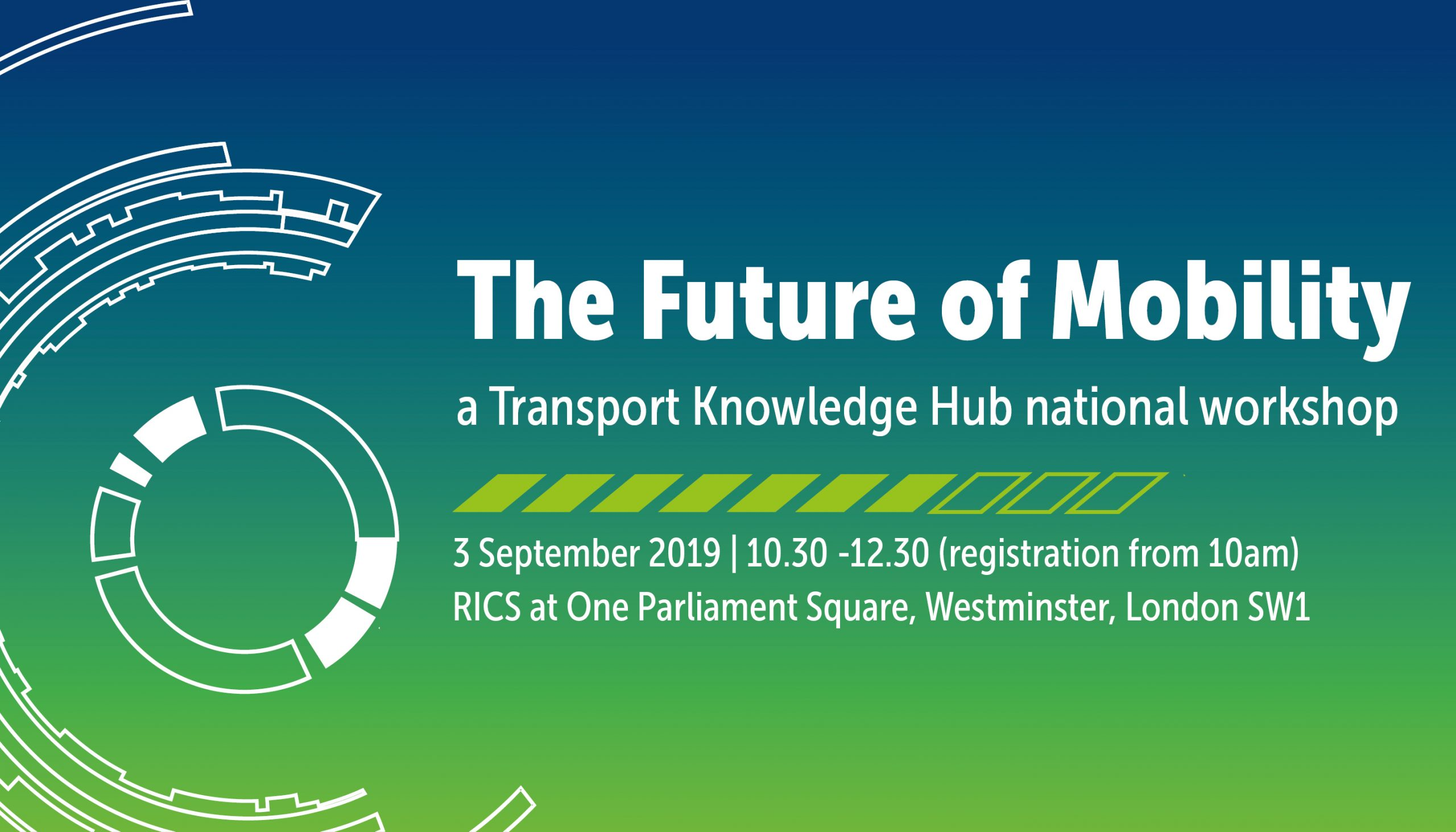Future of mobility workshop